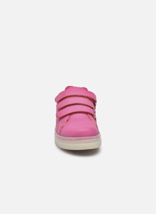 Baskets Beppi Beps Light Rose vue portées chaussures