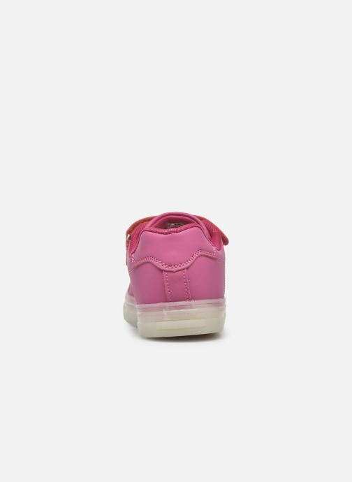 Trainers Beppi Beps Light Pink view from the right