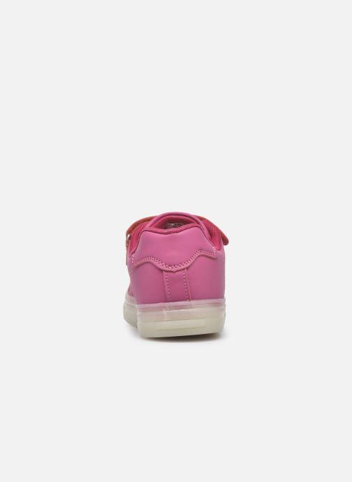 Baskets Beppi Beps Light Rose vue droite