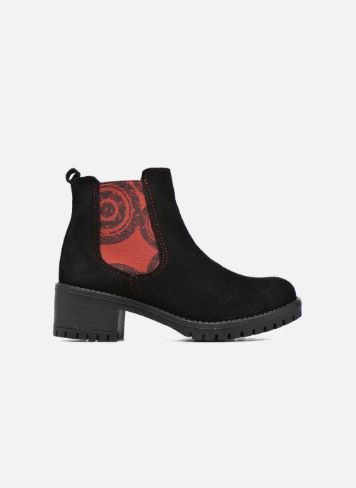 Bottines et boots Desigual Chelsea Noir vue derrière