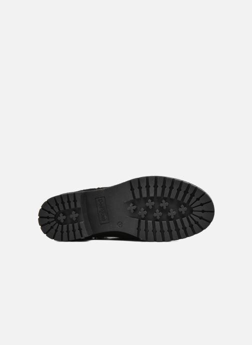 Bottines et boots Desigual Chelsea Noir vue haut