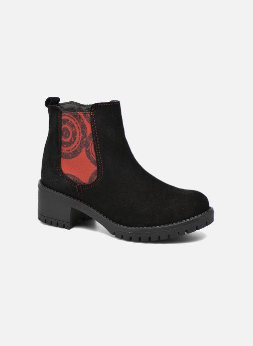 Bottines et boots Desigual Chelsea Noir vue détail/paire