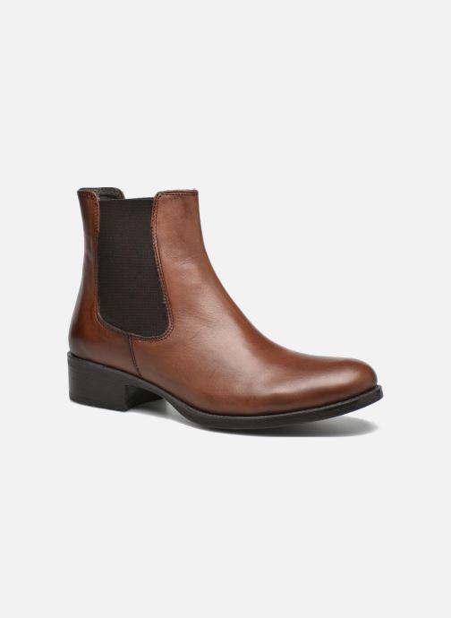 Stiefeletten & Boots Georgia Rose Abea braun detaillierte ansicht/modell