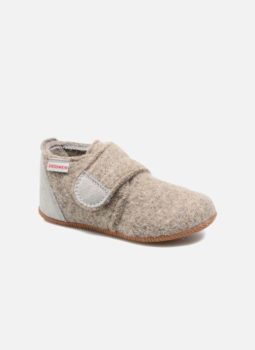 7cf1ba17623ba2 Giesswein Oberstaufen (Grey) - Slippers chez Sarenza (302747)