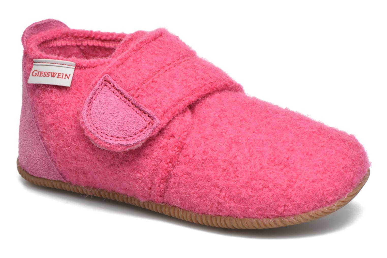Pantofole Giesswein Oberstaufen Rosa vedi dettaglio/paio
