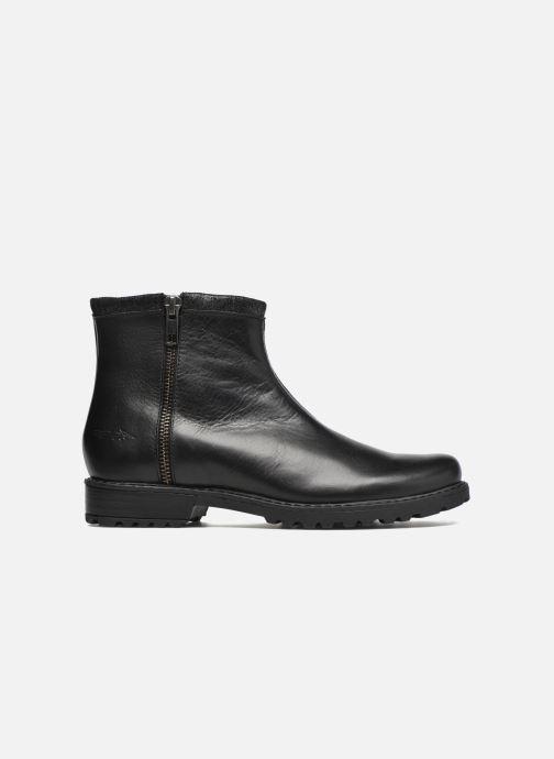 Boots en enkellaarsjes Shwik Stampa Zip Zwart achterkant