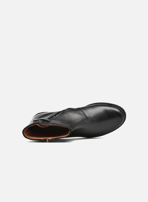 Boots en enkellaarsjes Shwik Stampa Zip Zwart links