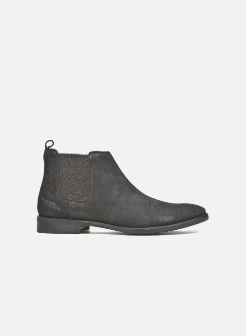 Ankle boots Shwik Mia Brogue Zip Black back view