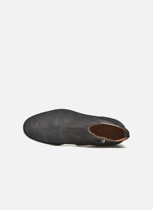 Bottines et boots Shwik Mia Brogue Zip Noir vue gauche