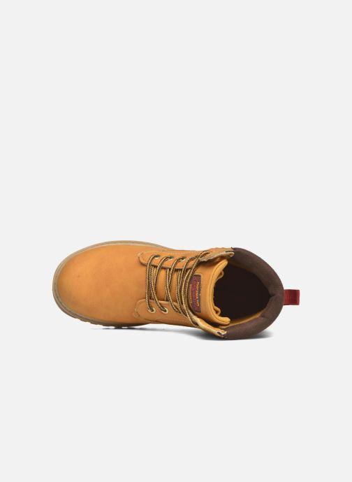 Bottines et boots Kangaroos Riveter JR Beige vue gauche