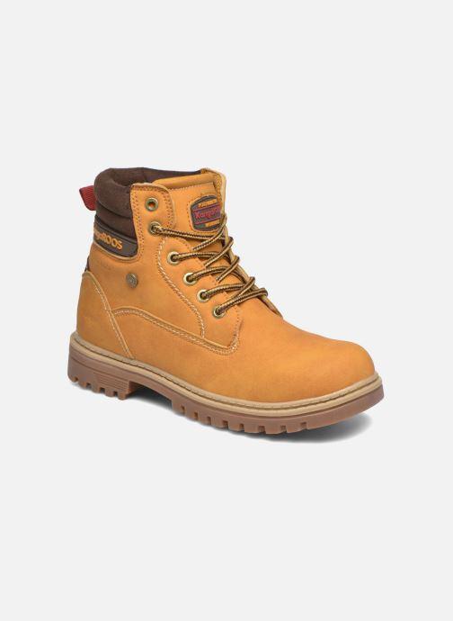 Bottines et boots Kangaroos Riveter JR Beige vue détail/paire