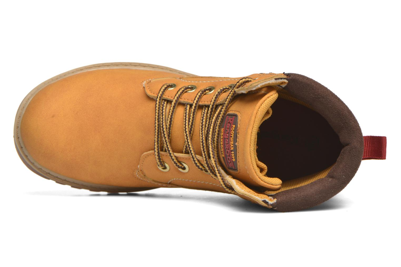 Boots en enkellaarsjes Kangaroos Riveter JR Beige links