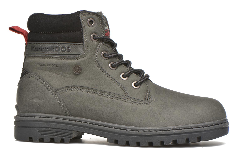 Boots en enkellaarsjes Kangaroos Riveter JR Grijs achterkant