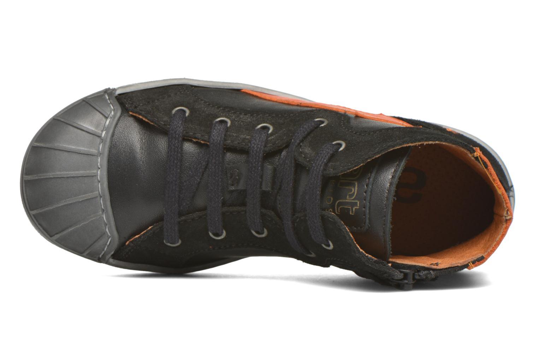 Baskets Art A060 Split Noir vue gauche