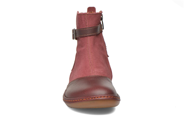 Bottines et boots Art A662 Kio Rouge vue portées chaussures