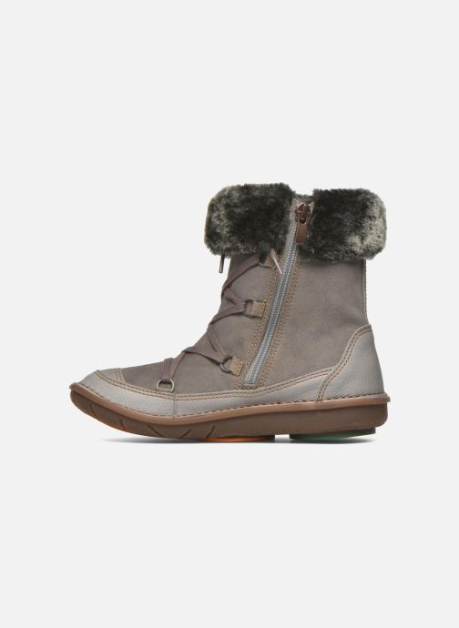 Boots & wellies Art A764 Berlin Grey front view