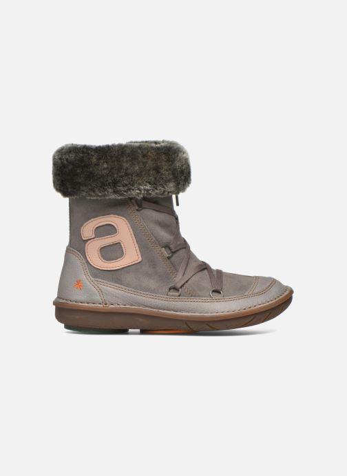 Boots & wellies Art A764 Berlin Grey back view