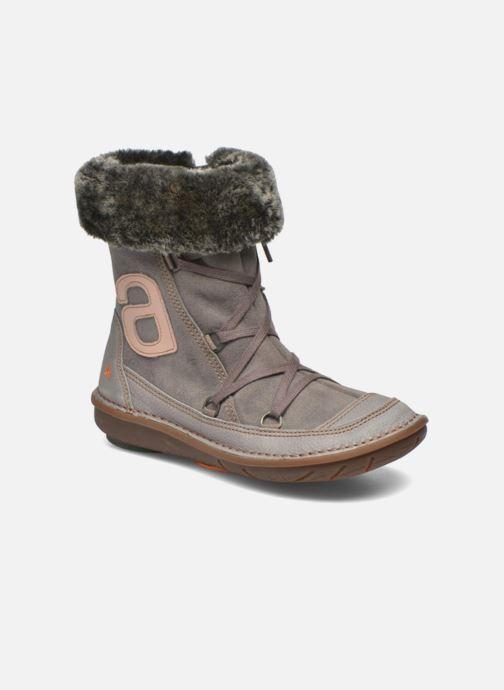 Boots & wellies Art A764 Berlin Grey detailed view/ Pair view
