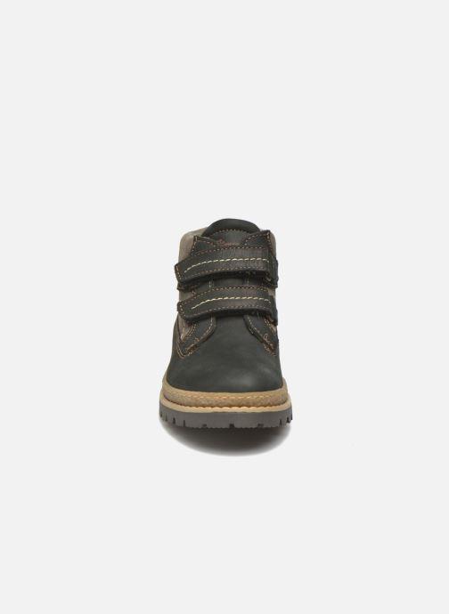 Ankle boots El Naturalista E152 Ficus Black model view