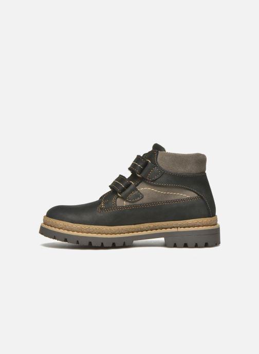 Ankle boots El Naturalista E152 Ficus Black front view