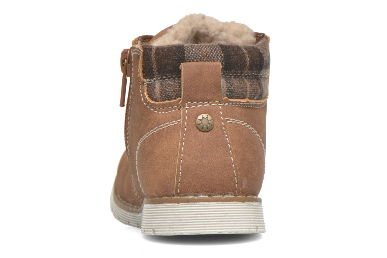 Bottines et boots I Love Shoes xuPHILMO Marron vue droite