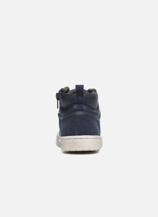 Baskets I Love Shoes xEPHRE Bleu vue droite
