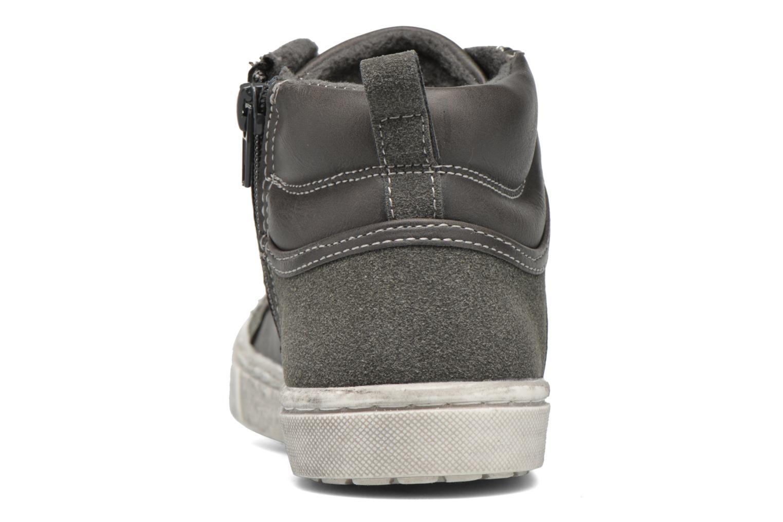 Baskets I Love Shoes xEPHRE Gris vue droite