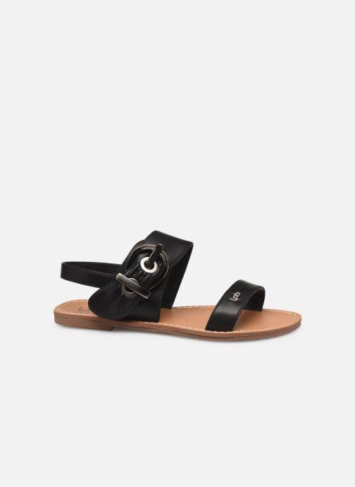 Sandali e scarpe aperte Les P'tites Bombes Pervenche Nero immagine posteriore