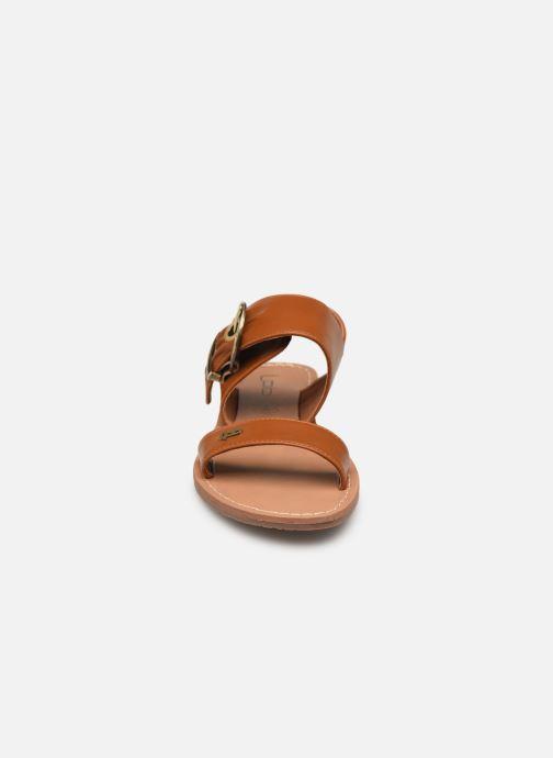 Sandaler Les P'tites Bombes Pervenche Brun se skoene på