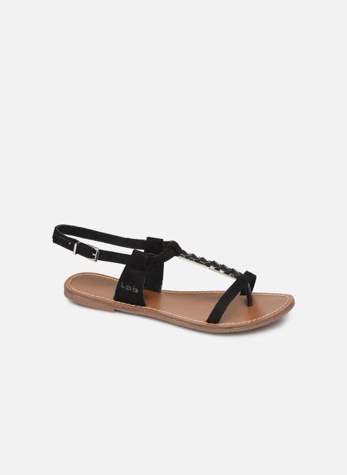 Sandales et nu-pieds Les P'tites Bombes PETUNIA Noir vue détail/paire
