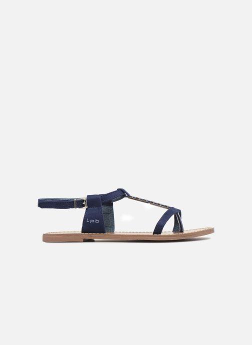 Sandales et nu-pieds Les P'tites Bombes PETUNIA Bleu vue derrière