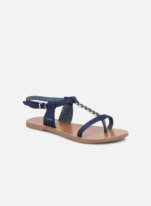 Sandales et nu-pieds Les P'tites Bombes PETUNIA Bleu vue détail/paire