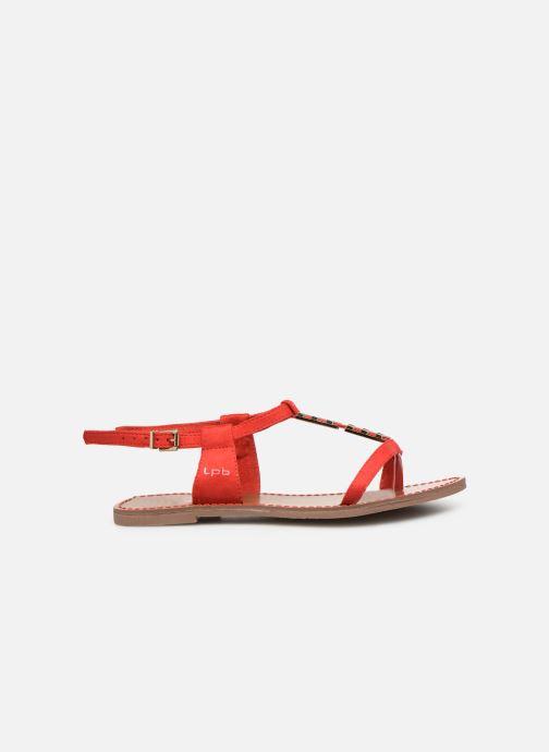 Sandales et nu-pieds Les P'tites Bombes PETUNIA Rouge vue derrière