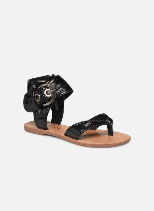 Sandales et nu-pieds Les P'tites Bombes Thalie Noir vue détail/paire