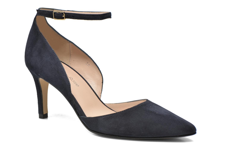 Høje hæle Georgia Rose Ficelet Blå detaljeret billede af skoene