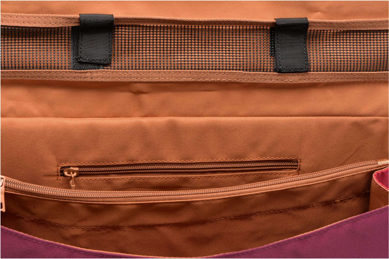 Scolaire Tann's Cartable Classic 41cm Rose vue gauche