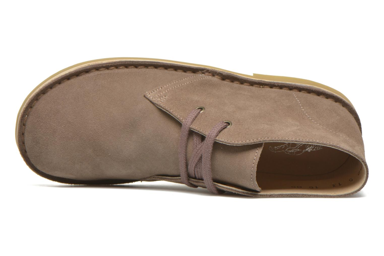 Chaussures à lacets Start Rite Colorado II Beige vue gauche