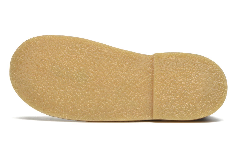 Chaussures à lacets Start Rite Colorado II Beige vue haut