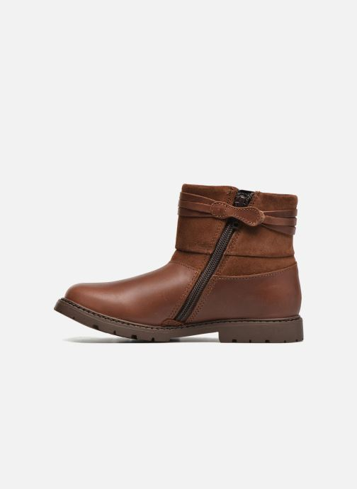 Bottines et boots Start Rite Aria Marron vue face