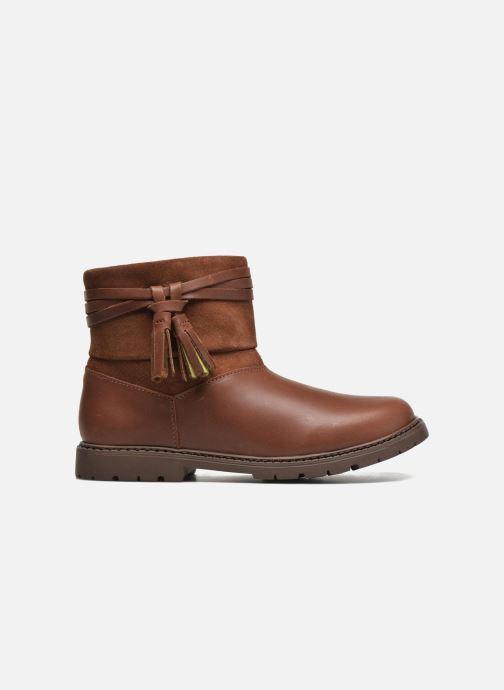 Boots en enkellaarsjes Start Rite Aria Bruin achterkant