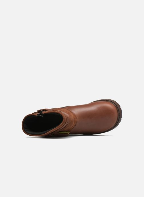 Boots en enkellaarsjes Start Rite Aria Bruin links