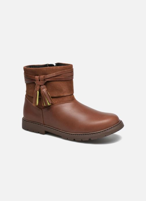Boots en enkellaarsjes Start Rite Aria Bruin detail