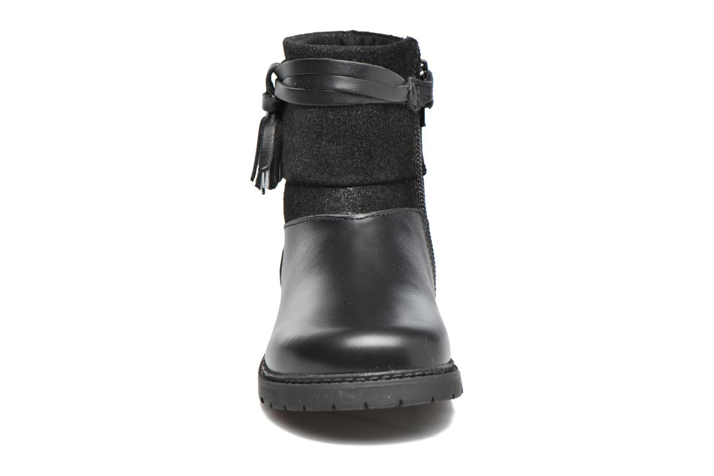 Bottines et boots Start Rite Aria Noir vue portées chaussures