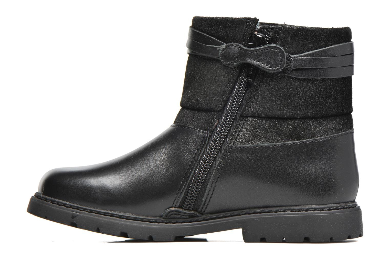 Bottines et boots Start Rite Aria Noir vue face