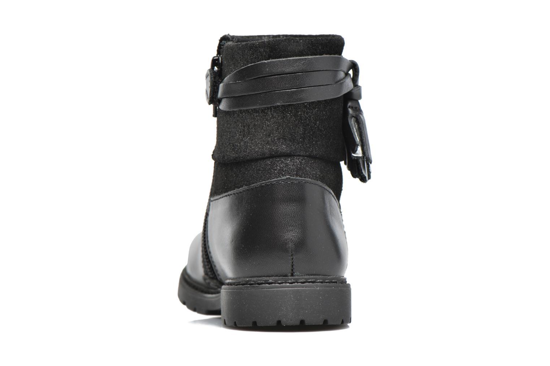 Bottines et boots Start Rite Aria Noir vue droite