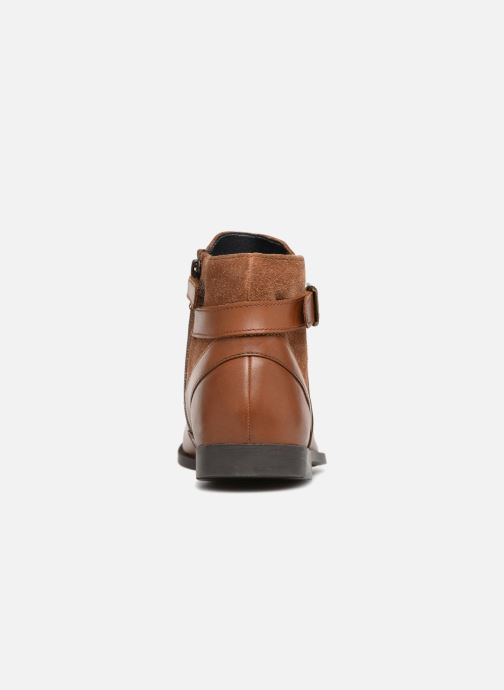 Ankle boots Start Rite Imogen Brown view from the right