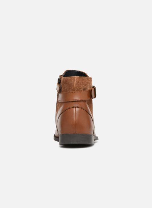Boots en enkellaarsjes Start Rite Imogen Bruin rechts