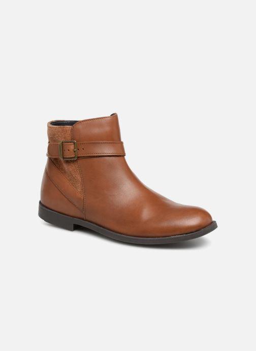 Boots en enkellaarsjes Start Rite Imogen Bruin detail