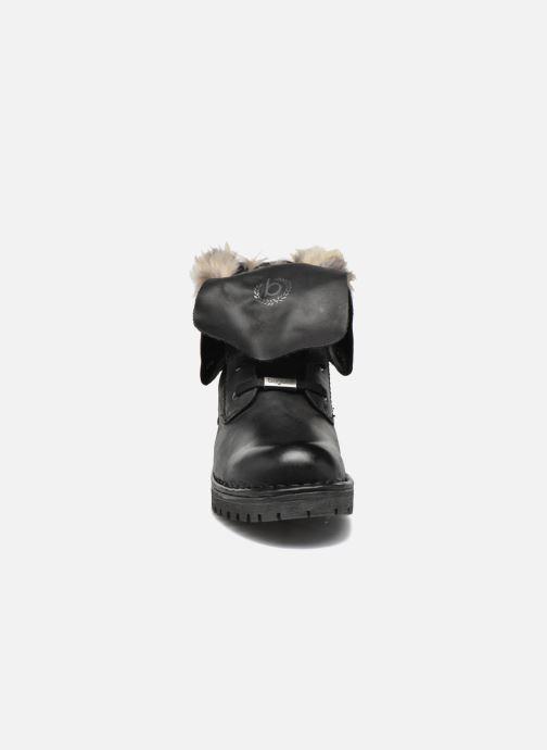 Bottines et boots Bugatti Jacky Revo Noir vue portées chaussures