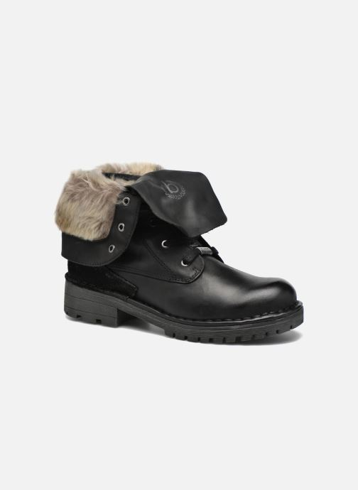 Bottines et boots Bugatti Jacky Revo Noir vue détail/paire